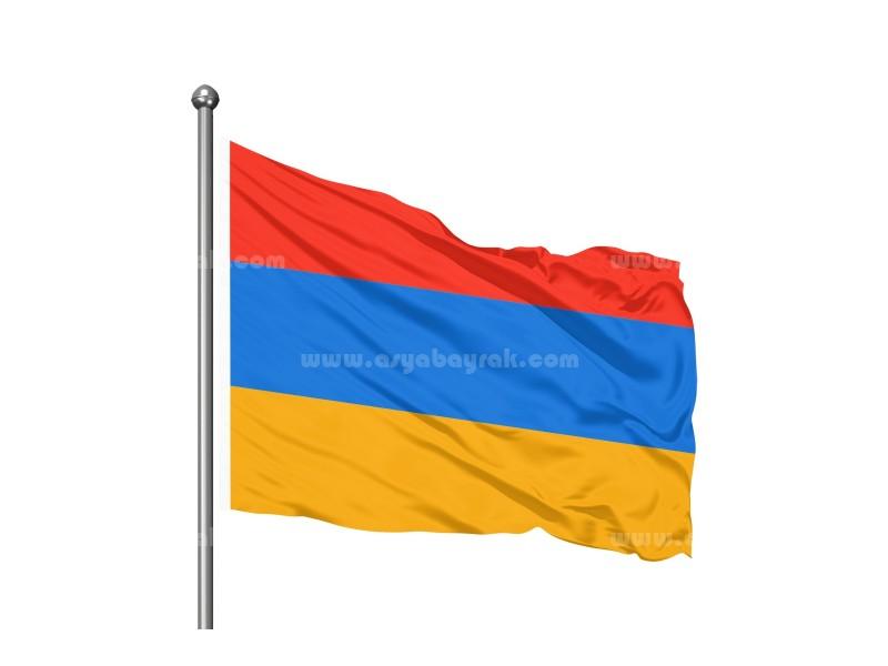 Ermenistan Bayrağı