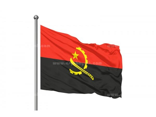 Angola Bayrağı