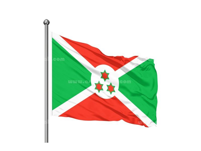 Burundi Bayrağı