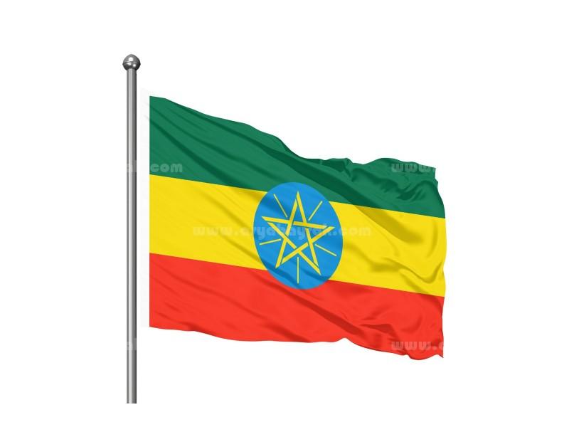 Etiopya Bayrağı