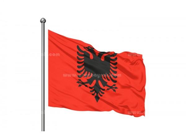 Arnavutluk Bayrağı