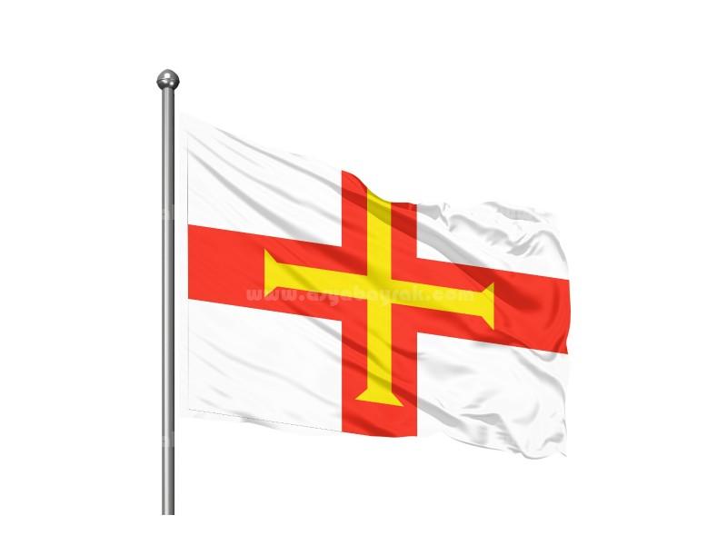 Guernsey Bayrağı