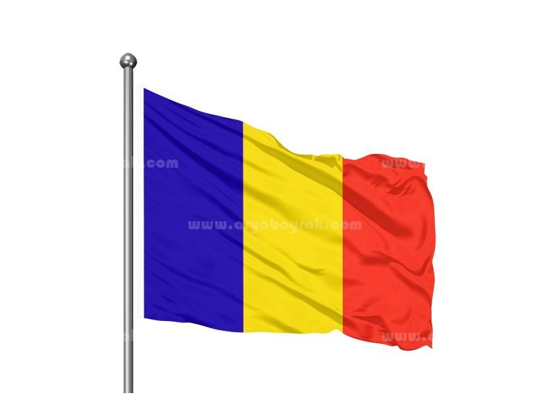 Çad Bayrağı