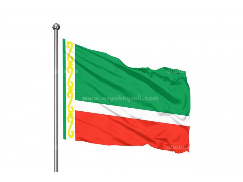 Çeçenistan Bayrağı