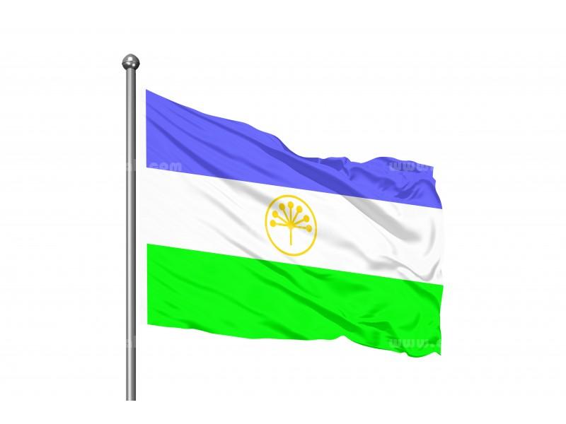 Başkurdistan Bayrağı