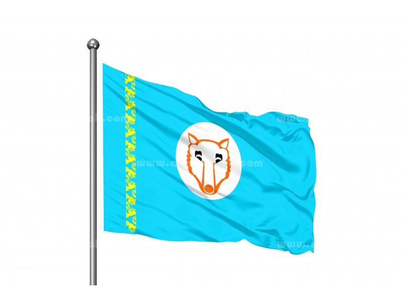 Gagauz Bayrağı
