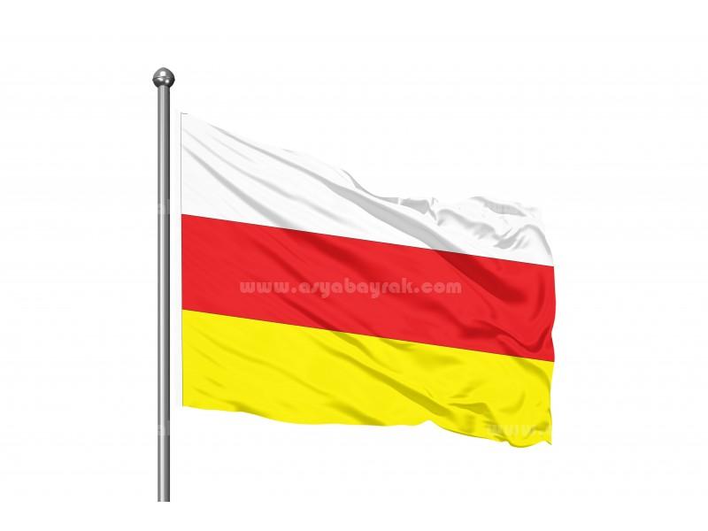 Kuzey Osetya Bayrağı