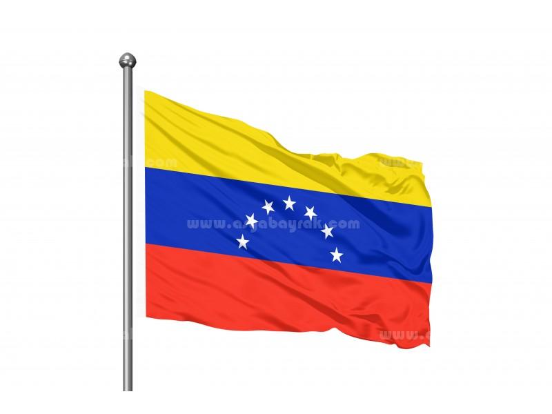 Venezuella Bayrağı