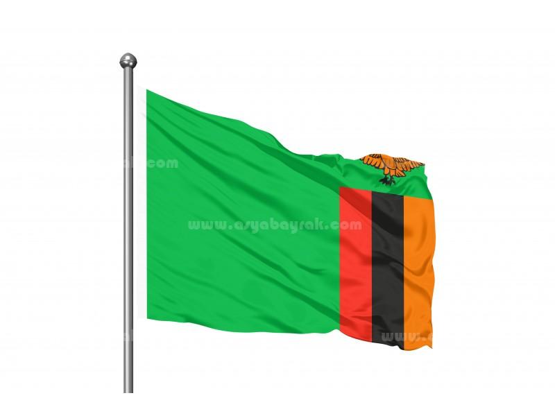 Zambia Bayrağı
