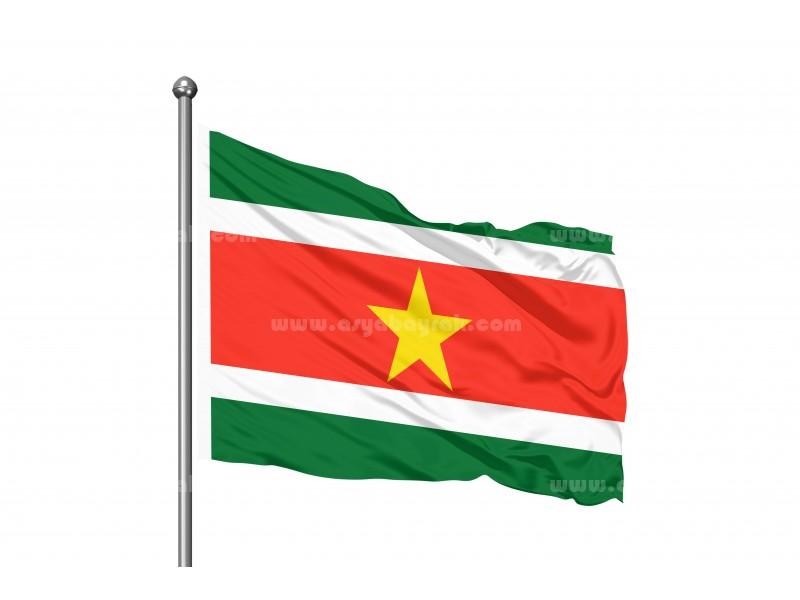 Surinam Bayrağı
