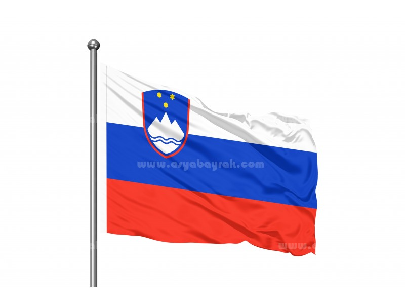 Slovenya Bayrağı