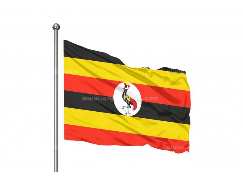Uganda Bayrağı
