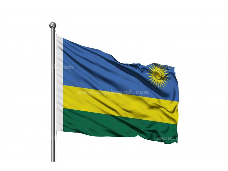 Rwanda Bayrağı