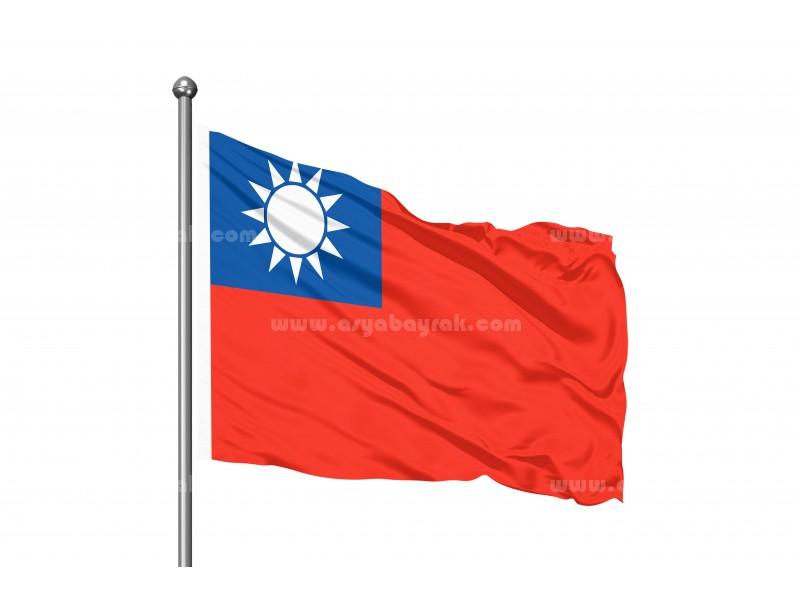 Taiwan Bayrağı