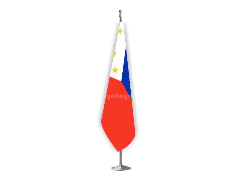 Filipinler Makam Bayrağı