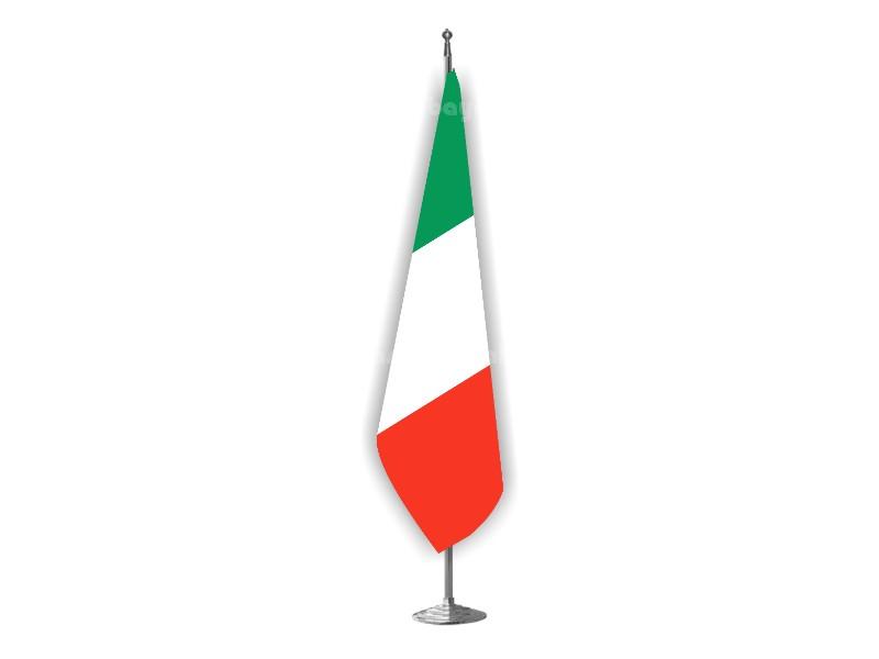 İtalya Makam Bayrağı