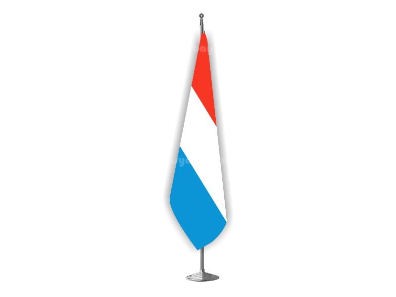Lüksemburg Makam Bayrağı