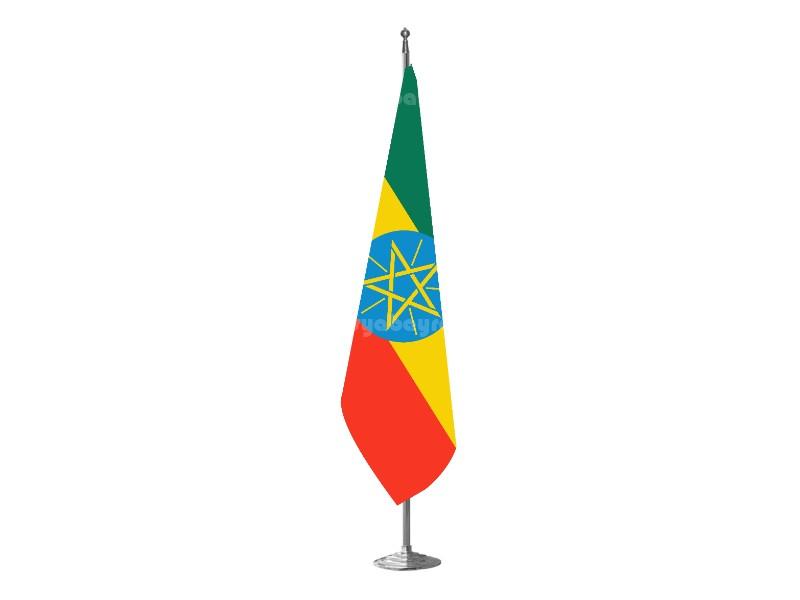 Etiyopya Makam Bayrağı