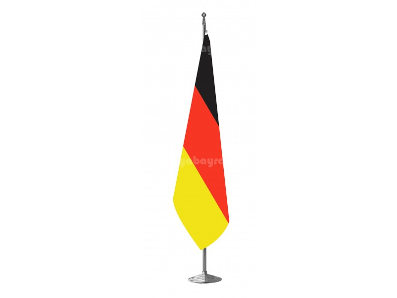 Almanya Makam Bayrağı