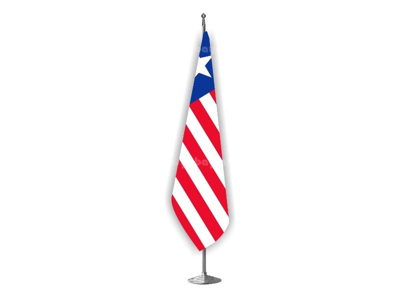 Liberya Makam Bayrağı
