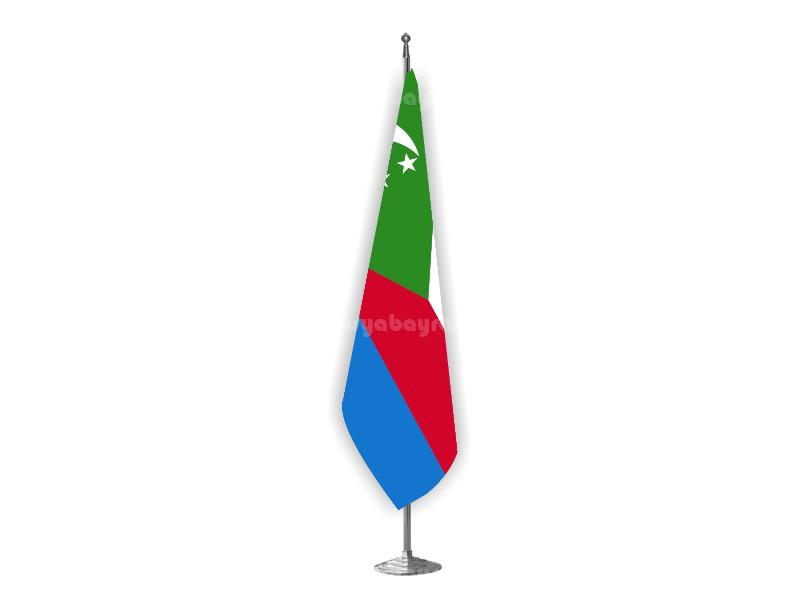 Comoros Makam Bayrağı