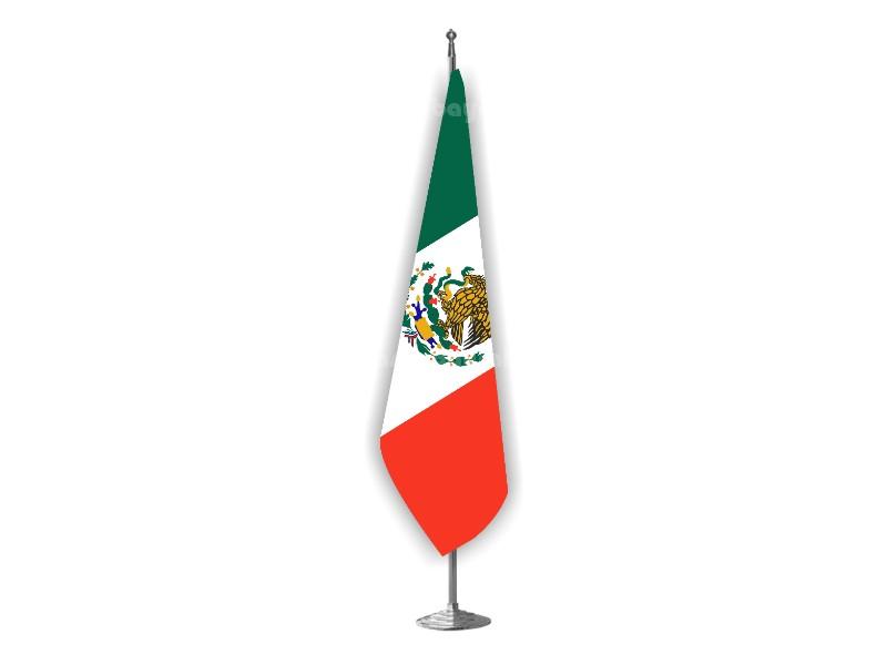 Meksika Makam Bayrağı