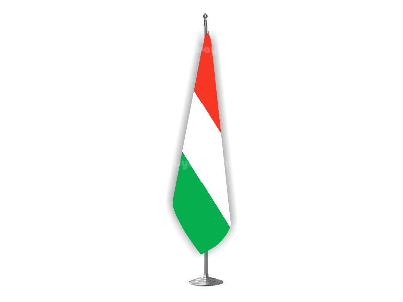 Macaristan Makam Bayrağı