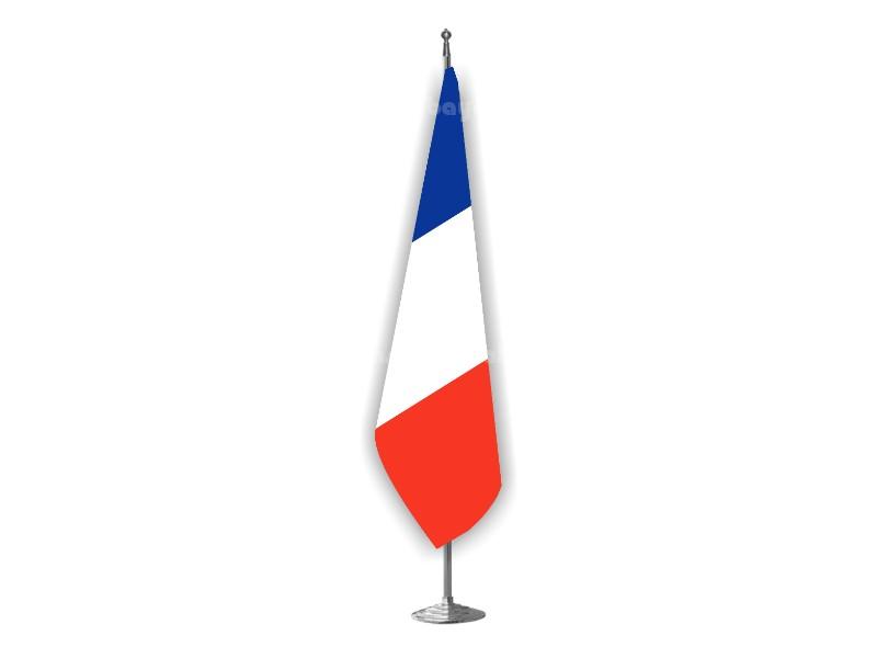 Fransa Makam Bayrağı