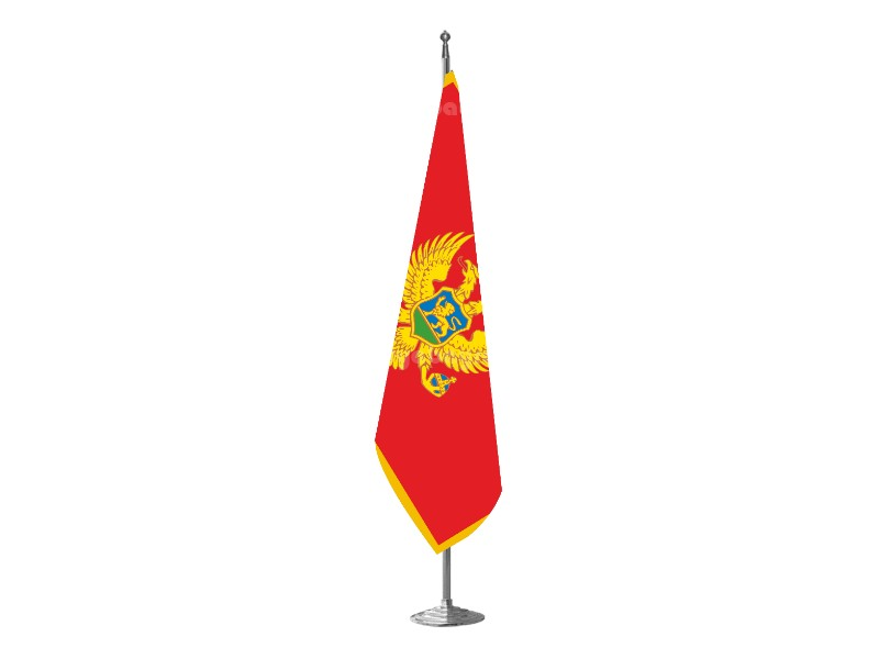 Karadağ Makam Bayrağı