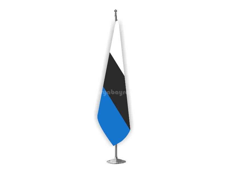Estonya Makam Bayrağı