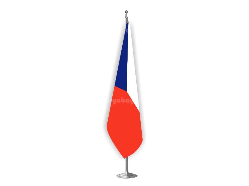 Çekoslavakya Makam Bayrağı