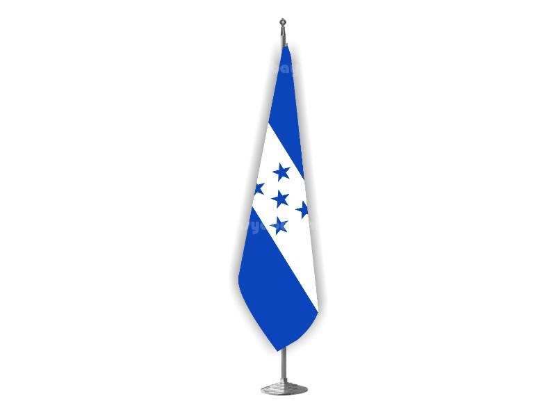 Honduras Makam Bayrağı