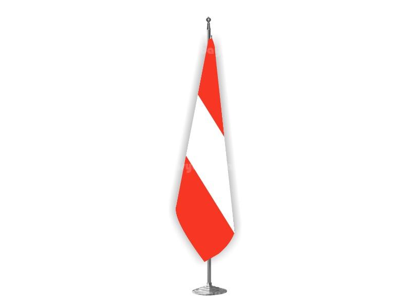 Avusturya Makam Bayrağı