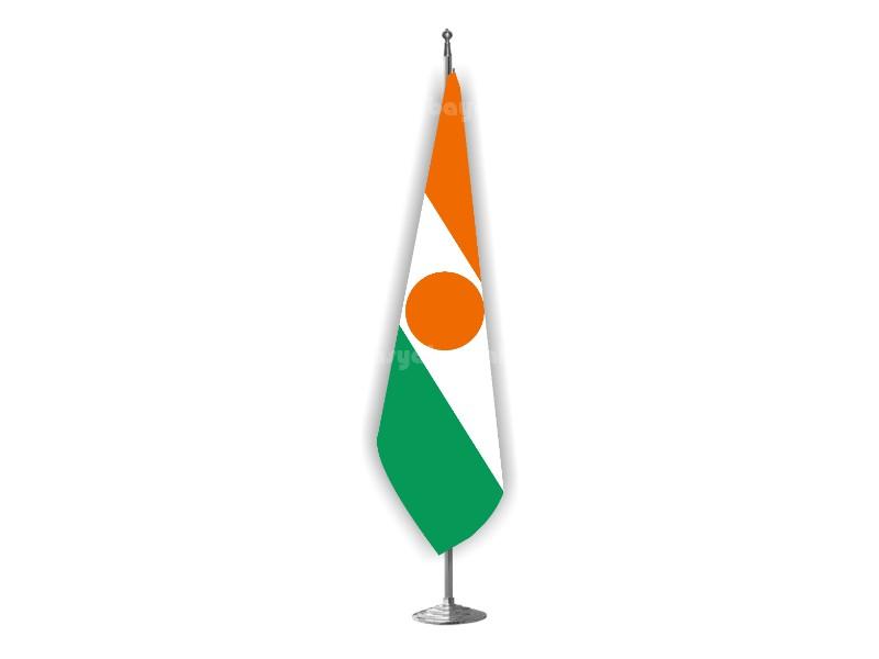 Nijer Makam Bayrağı