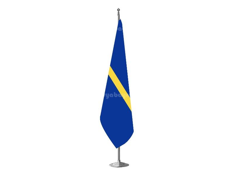 Nauru Makam Bayrağı