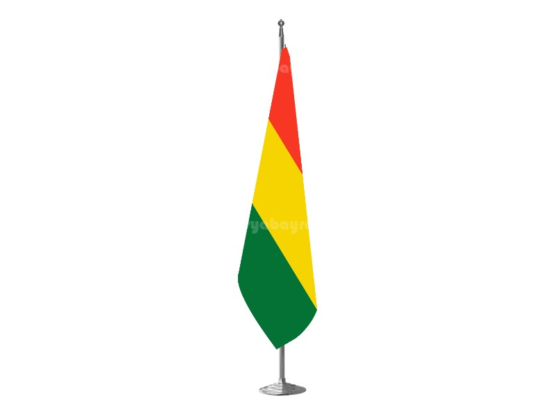 Bolivya Makam Bayrağı