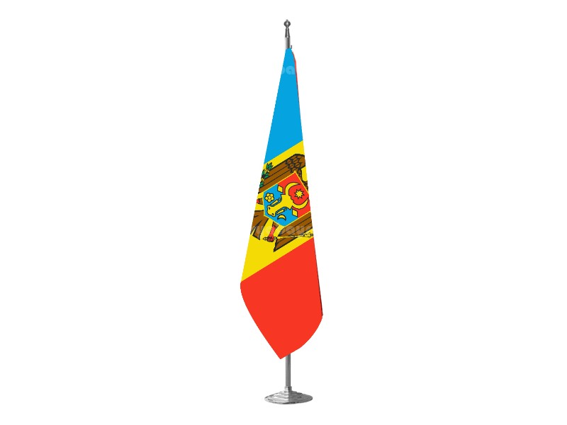 Moldovya Makam Bayrağı
