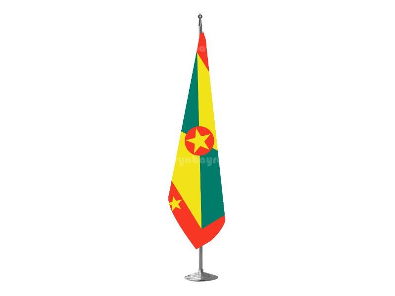 Grenada Makam Bayrağı