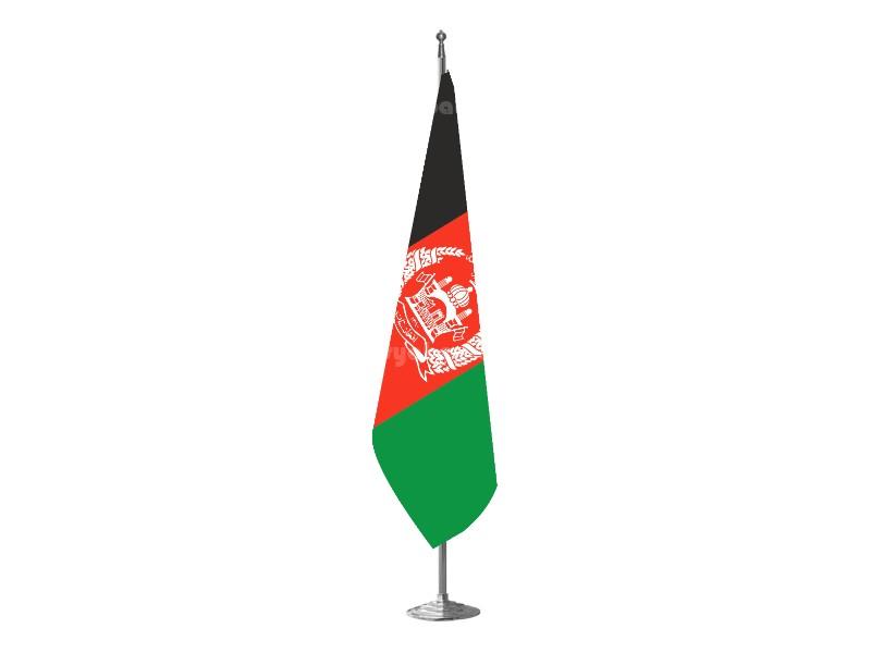 Afganİstan Makam Bayrağı