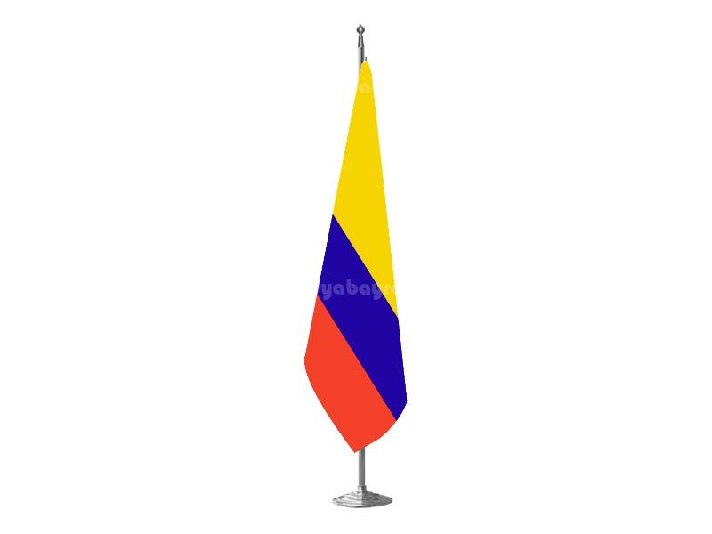 Kolombiya Makam Bayrağı