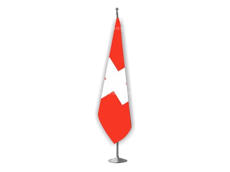 İsviçre Makam Bayrağı