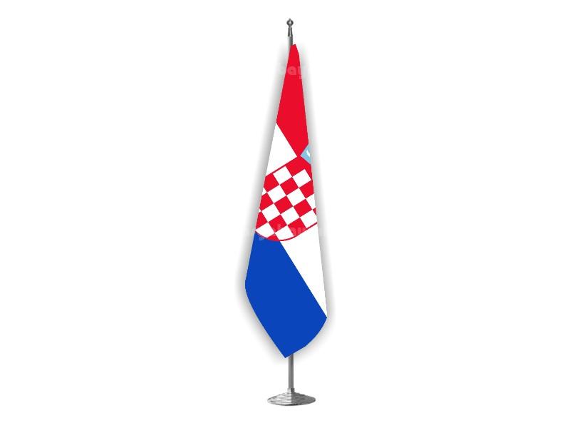 Hırvatistan Makam Bayrağı