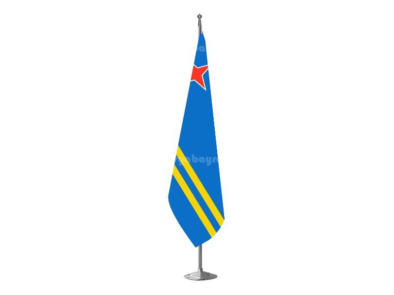 Aruba Makam Bayrağı
