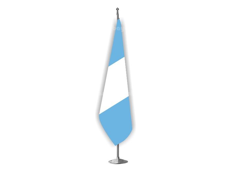 Guatemala Makam Bayrağı