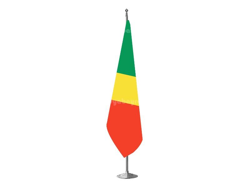 Congo Makam Bayrağı