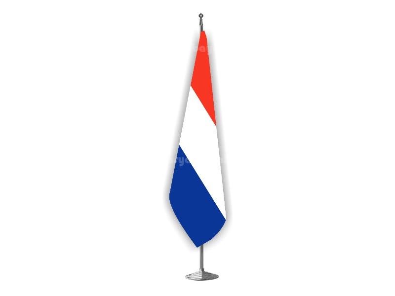 Hollanda Makam Bayrağı