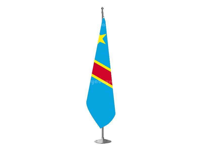 Congo Democratıc Makam Bayrağı