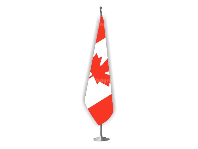 Kanada Makam Bayrağı