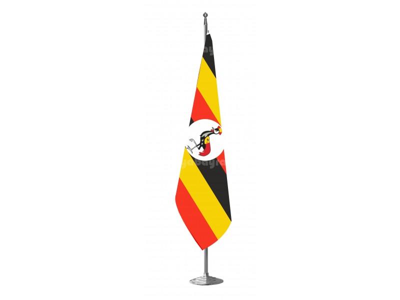 Uganda Makam Bayrağı