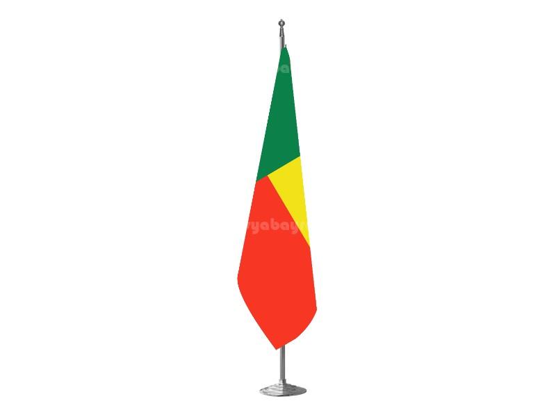 Benin Makam Bayrağı